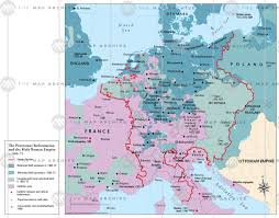 Large Bologna Maps For Free by The Protestant Reformation And The Holy Roman Empire C 1560 U201372
