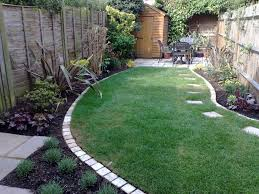 small easy maintenance garden ideas video and photos