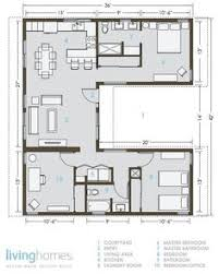 Small Modular Homes Floor Plans Modern Cabin Method Homes Cabin Prefab Modern Architecture By