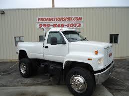gmc semi truck custom toy hauler monster truck topkick youtube