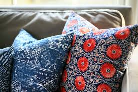 the most amazing fabric for diy boho pillows in the new house