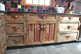 rustic barn wood kitchen cabinets barnwood kitchen for log home rustic kitchen other