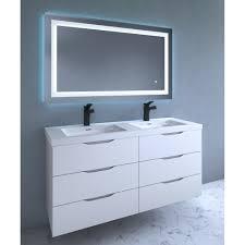 bathroom cabinets bathroom mirrors illuminated led bathroom