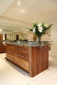best images about kitchen contemporary pinterest black american walnut with fashion blue granite worktops