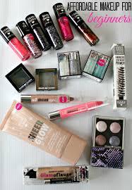 affordable makeup affordable makeup for beginners