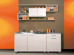 furniture lovely kitchen cabinets design orange wall kitchen