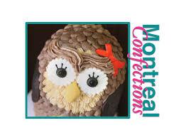 owl cake how to make an owl cake easy 3d buttercream cake