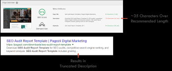 seo report template meta description tips for seo 8 actionable techniques to use now best meta description tips for seo pagezii description length example