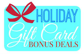 gift card offers 2014 bonus gift card offers shesaved