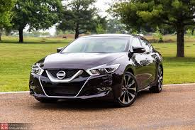 nissan maxima youtube 2015 this is the 2016 nissan maxima u0027s pumped in engine note
