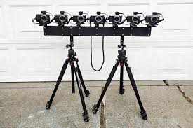 the seven camera gif rig taking wedding photography to a new level