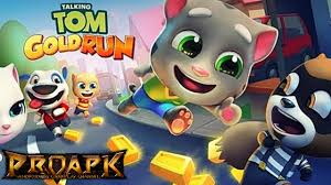 talking android talking tom gold run gameplay ios android proapk android ios