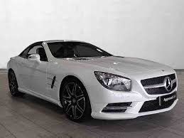 convertible mercedes 2015 used mercedes benz sl class convertible petrol in designo diamond