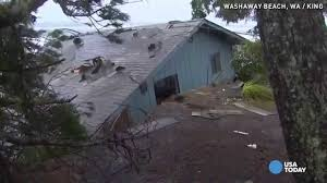storms erosion wash away houses on washaway beach youtube