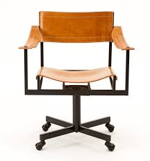 Mid Century Office Furniture by Atelier Viollet Breathes New Life Into A Mid Century Office Chair