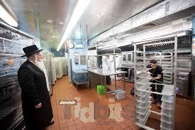 hivniv rebbe kashering the maimonides hospital kitchen for pesach