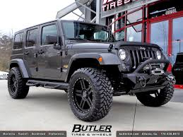 black rims for jeep wrangler unlimited jeep wrangler unlimited with 20in black rhino mojave wheels