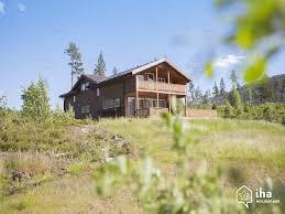 gite 6 chambres location gîte maison en bois à vrådal iha 70393