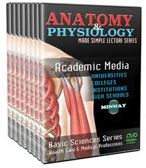 Simple Anatomy And Physiology Anatomy And Physiology Dvd And Video