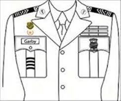 army dress blues setup guide