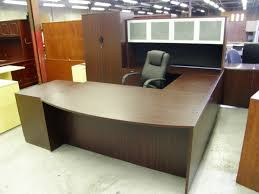 u shaped desks u shaped office desk with hutch clearance u shaped office desk