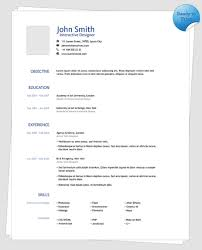Best One Page Resume Format by Clean One Page Resume Template Creative Resume Templates