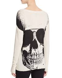 skull sweater aqua big sunglass skull sweater 100