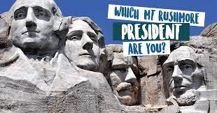 mt rushmore which mt rushmore president are you quiz quizony com