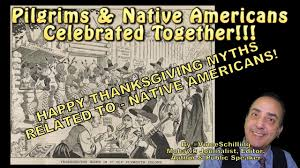 the real history of thanksgiving and americans