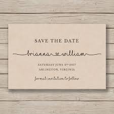 Rustic Save The Date This Save The Date Template Is Available For Instant Download As A