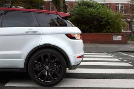 range rover evoque rear range rover evoque nw8 special edition announced