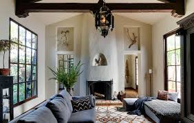 Sunken Living Room Ideas by A Creative Couple U0027s Southern California Dream Home Home Tour Lonny