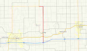 U S Route 6 In Iowa Wikipedia Iowa Highway 224 Wikipedia