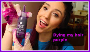 how to get splat hair dye out of hair splat hair dye review youtube