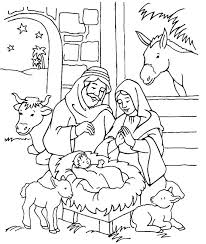 25 unique christmas coloring sheets kids ideas