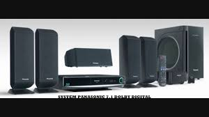 7 1 home theater speakers dolby digital truehd panasonic sc bt100 master 7 1 audio