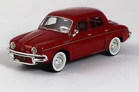 1960 renault dauphine milena rose models mar online