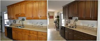 Ideas For Kitchen Cabinets Makeover - best 25 oak cabinet makeovers ideas on pinterest oak cabinets