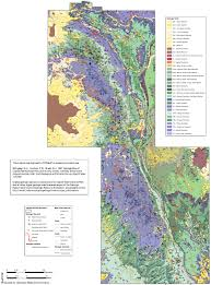 capitol reef national park map file nps capitol reef geologic map jpg wikimedia commons