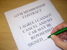 how to cancel your gym membership a general guide