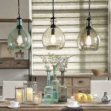 Wireless Ceiling Light Fixtures Pendant Ceiling Lights Kitchen Lighting Clear Glass Light Bar
