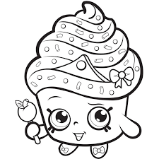 cute cupcake coloring pages best 25 shopkin coloring pages ideas on pinterest shopkins for