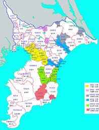 Map Japan Chiba Map