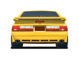 93 mustang lx tail lights 87 93 mustang saleen style rear bumper valance fits lx only