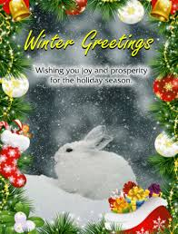 winter greetings ecard free happy winter ecards greeting cards