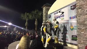2016 12 hours of sebring winners circle
