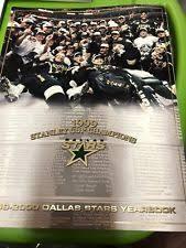yearbook programs dallas sports fan programs ebay