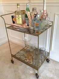 bar cart ikea awesome uses for the raskog cart from ikea with bar