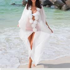aliexpress com buy honeymoon dress beach cover up dress lace