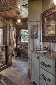 Rustic Cabin Bathroom - 51 insanely beautiful rustic barn bathrooms barn bathroom barn